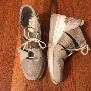 Beckett Ghillie Wedge Sneaker (Women)